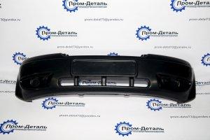 Накладка переднего бампера Патриот 3163-2803017 усиленный