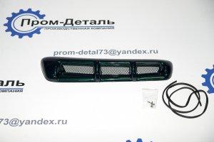 Воздухозаборник УАЗ-Патриот Амулет АММ (зелёный)